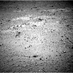 Nasa's Mars rover Curiosity acquired this image using its Right Navigation Camera on Sol 371, at drive 376, site number 13