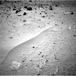 Nasa's Mars rover Curiosity acquired this image using its Right Navigation Camera on Sol 371, at drive 544, site number 13