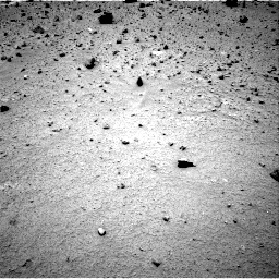 Nasa's Mars rover Curiosity acquired this image using its Right Navigation Camera on Sol 371, at drive 586, site number 13
