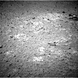 Nasa's Mars rover Curiosity acquired this image using its Right Navigation Camera on Sol 371, at drive 670, site number 13