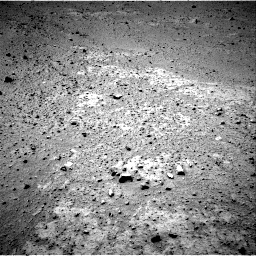 Nasa's Mars rover Curiosity acquired this image using its Right Navigation Camera on Sol 371, at drive 808, site number 13