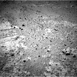 Nasa's Mars rover Curiosity acquired this image using its Right Navigation Camera on Sol 371, at drive 814, site number 13