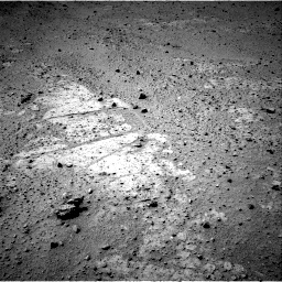 Nasa's Mars rover Curiosity acquired this image using its Right Navigation Camera on Sol 371, at drive 820, site number 13