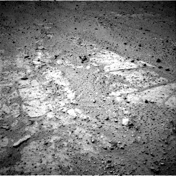 Nasa's Mars rover Curiosity acquired this image using its Right Navigation Camera on Sol 371, at drive 832, site number 13