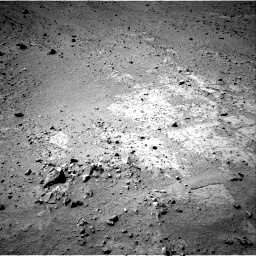 Nasa's Mars rover Curiosity acquired this image using its Right Navigation Camera on Sol 371, at drive 850, site number 13