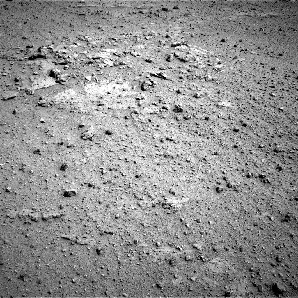 Nasa's Mars rover Curiosity acquired this image using its Right Navigation Camera on Sol 371, at drive 940, site number 13