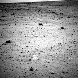 Nasa's Mars rover Curiosity acquired this image using its Left Navigation Camera on Sol 372, at drive 1106, site number 13
