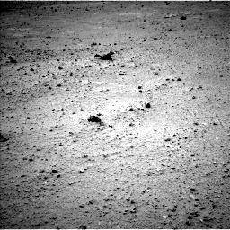 Nasa's Mars rover Curiosity acquired this image using its Left Navigation Camera on Sol 372, at drive 1142, site number 13