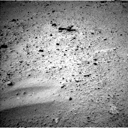 Nasa's Mars rover Curiosity acquired this image using its Left Navigation Camera on Sol 372, at drive 1202, site number 13