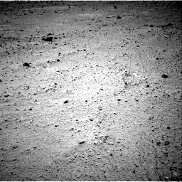 Nasa's Mars rover Curiosity acquired this image using its Right Navigation Camera on Sol 372, at drive 1106, site number 13