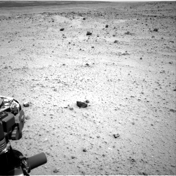 Nasa's Mars rover Curiosity acquired this image using its Right Navigation Camera on Sol 372, at drive 1124, site number 13