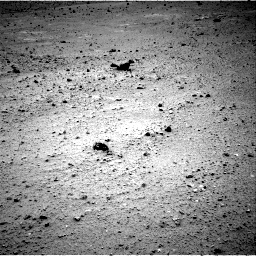 Nasa's Mars rover Curiosity acquired this image using its Right Navigation Camera on Sol 372, at drive 1148, site number 13