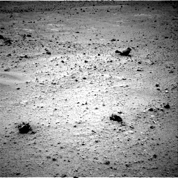 NASA's Mars rover Curiosity acquired this image using its Right Navigation Cameras (Navcams) on Sol 372
