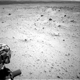 Nasa's Mars rover Curiosity acquired this image using its Right Navigation Camera on Sol 372, at drive 1160, site number 13