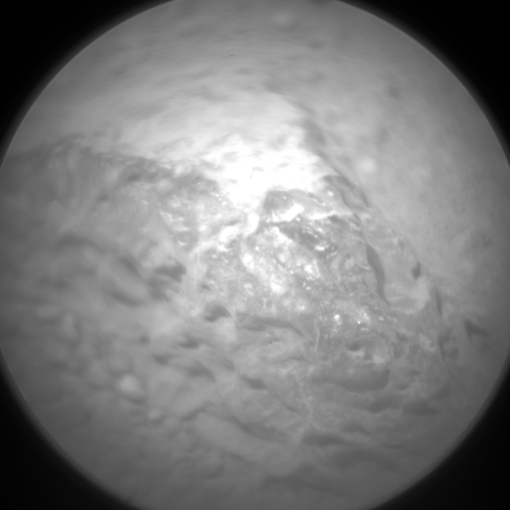 NASA's Mars rover Curiosity acquired this image using its Chemistry & Camera (ChemCam) on Sol 373