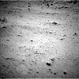 Nasa's Mars rover Curiosity acquired this image using its Left Navigation Camera on Sol 374, at drive 78, site number 14