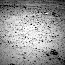 Nasa's Mars rover Curiosity acquired this image using its Right Navigation Camera on Sol 374, at drive 12, site number 14