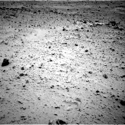 Nasa's Mars rover Curiosity acquired this image using its Right Navigation Camera on Sol 374, at drive 18, site number 14