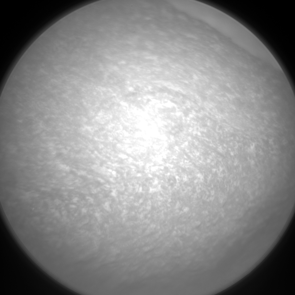 Nasa's Mars rover Curiosity acquired this image using its Chemistry & Camera (ChemCam) on Sol 376, at drive 156, site number 14