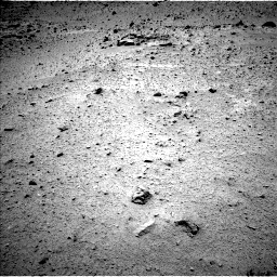 Nasa's Mars rover Curiosity acquired this image using its Left Navigation Camera on Sol 376, at drive 234, site number 14