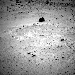 Nasa's Mars rover Curiosity acquired this image using its Left Navigation Camera on Sol 376, at drive 276, site number 14