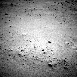 Nasa's Mars rover Curiosity acquired this image using its Left Navigation Camera on Sol 376, at drive 306, site number 14