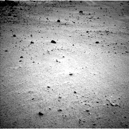 NASA's Mars rover Curiosity acquired this image using its Left Navigation Camera (Navcams) on Sol 376