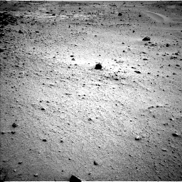 Nasa's Mars rover Curiosity acquired this image using its Left Navigation Camera on Sol 376, at drive 390, site number 14