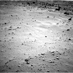 Nasa's Mars rover Curiosity acquired this image using its Left Navigation Camera on Sol 376, at drive 402, site number 14