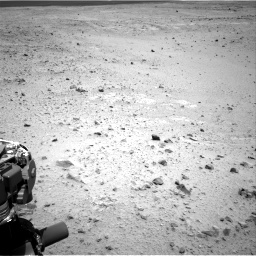 Nasa's Mars rover Curiosity acquired this image using its Right Navigation Camera on Sol 376, at drive 252, site number 14