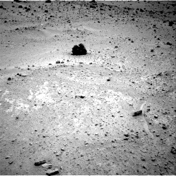 Nasa's Mars rover Curiosity acquired this image using its Right Navigation Camera on Sol 376, at drive 288, site number 14
