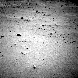 Nasa's Mars rover Curiosity acquired this image using its Right Navigation Camera on Sol 376, at drive 348, site number 14