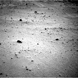 Nasa's Mars rover Curiosity acquired this image using its Right Navigation Camera on Sol 376, at drive 360, site number 14
