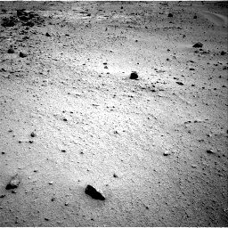 NASA's Mars rover Curiosity acquired this image using its Right Navigation Cameras (Navcams) on Sol 376
