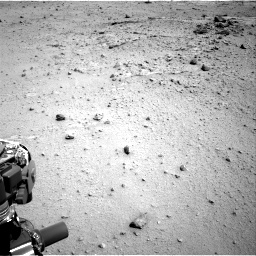 Nasa's Mars rover Curiosity acquired this image using its Right Navigation Camera on Sol 376, at drive 390, site number 14