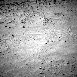 Nasa's Mars rover Curiosity acquired this image using its Right Navigation Camera on Sol 376, at drive 414, site number 14