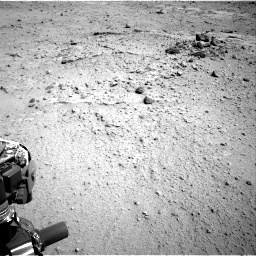 Nasa's Mars rover Curiosity acquired this image using its Right Navigation Camera on Sol 376, at drive 420, site number 14