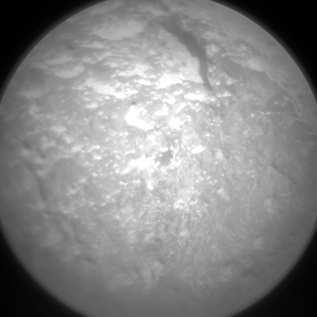 NASA's Mars rover Curiosity acquired this image using its Chemistry & Camera (ChemCam) on Sol 377
