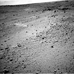 Nasa's Mars rover Curiosity acquired this image using its Left Navigation Camera on Sol 377, at drive 700, site number 14
