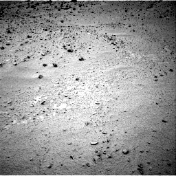 Nasa's Mars rover Curiosity acquired this image using its Right Navigation Camera on Sol 377, at drive 460, site number 14