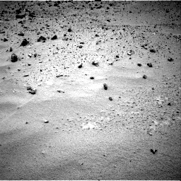 Nasa's Mars rover Curiosity acquired this image using its Right Navigation Camera on Sol 377, at drive 472, site number 14