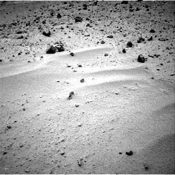 Nasa's Mars rover Curiosity acquired this image using its Right Navigation Camera on Sol 377, at drive 490, site number 14