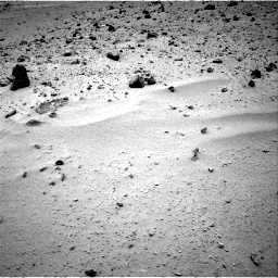 Nasa's Mars rover Curiosity acquired this image using its Right Navigation Camera on Sol 377, at drive 496, site number 14