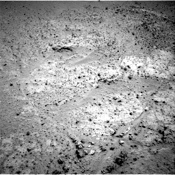 Nasa's Mars rover Curiosity acquired this image using its Right Navigation Camera on Sol 377, at drive 598, site number 14
