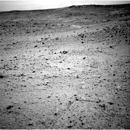Nasa's Mars rover Curiosity acquired this image using its Right Navigation Camera on Sol 377, at drive 664, site number 14