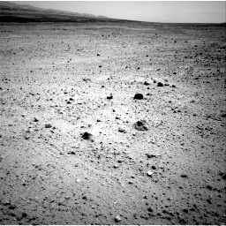 Nasa's Mars rover Curiosity acquired this image using its Right Navigation Camera on Sol 377, at drive 670, site number 14