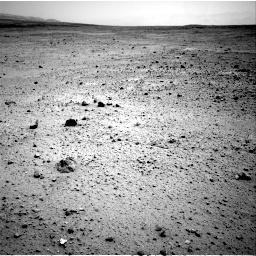 Nasa's Mars rover Curiosity acquired this image using its Right Navigation Camera on Sol 377, at drive 682, site number 14