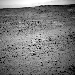 Nasa's Mars rover Curiosity acquired this image using its Right Navigation Camera on Sol 377, at drive 688, site number 14