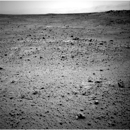 NASA's Mars rover Curiosity acquired this image using its Right Navigation Cameras (Navcams) on Sol 377