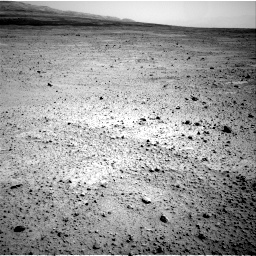 Nasa's Mars rover Curiosity acquired this image using its Right Navigation Camera on Sol 377, at drive 754, site number 14